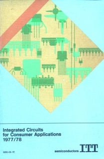 ITT - Integrated Circuits for Consumer Applications 1977_1978